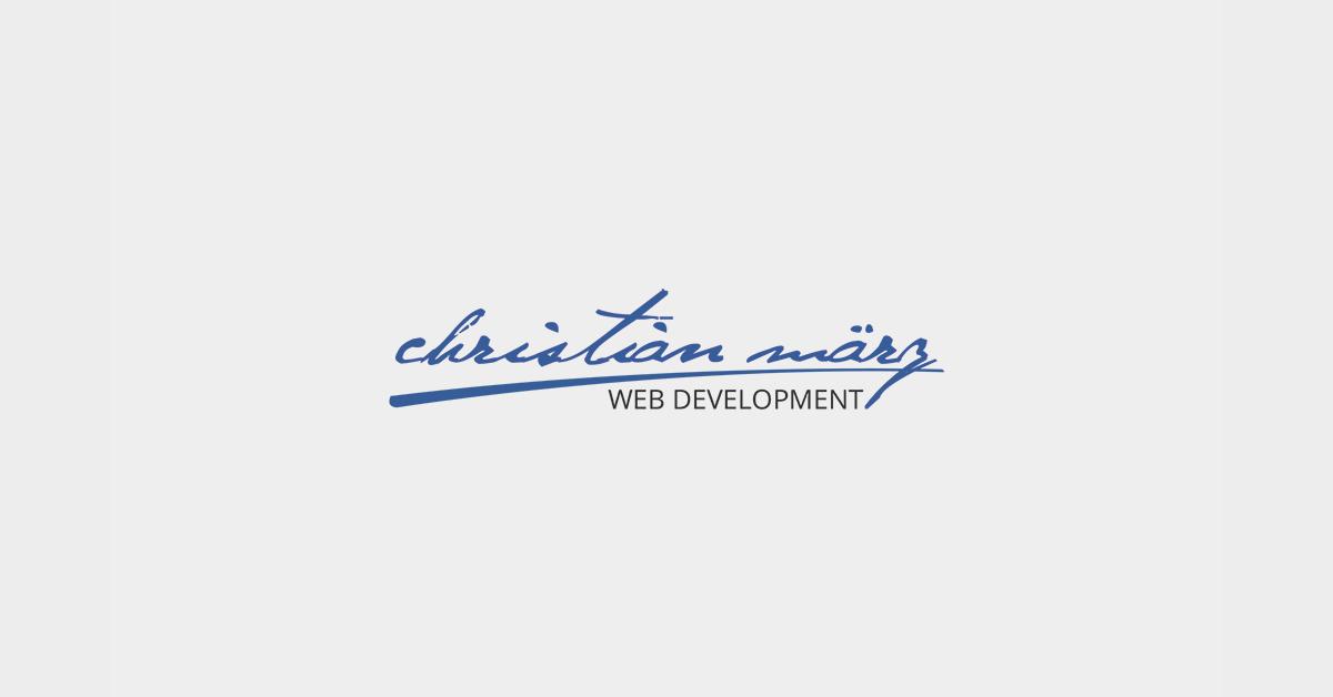 projekte und referenzen christian m rz web development. Black Bedroom Furniture Sets. Home Design Ideas