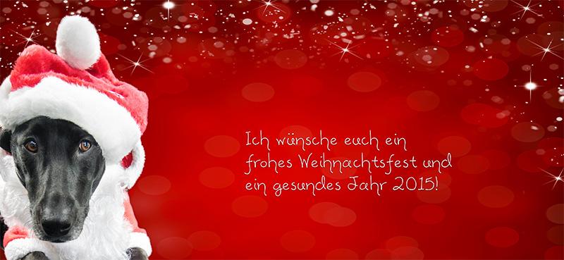 Allen Freelancern und Nicht-Freelancern wünsche ich ein frohes Weihnachtsfest und ein gesundes Jahr 2015!